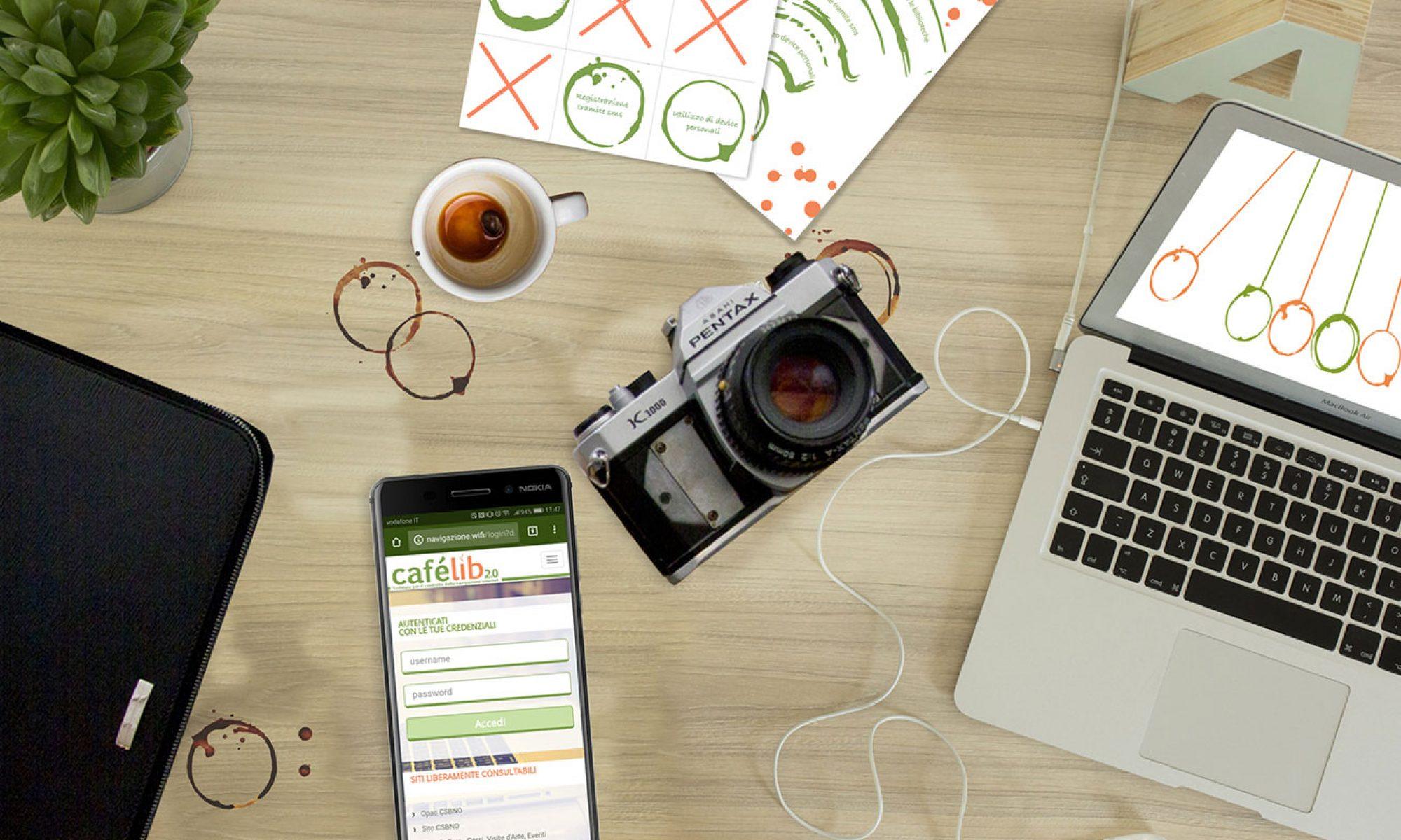 Network Cafelib 2.0